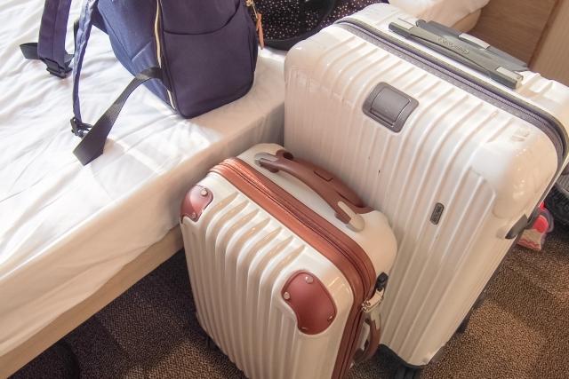 出発時のスーツケースは半分くらい空っぽがちょうど良い理由。
