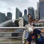 シンガポール旅行の服装。写真で解説。パパママ子供。