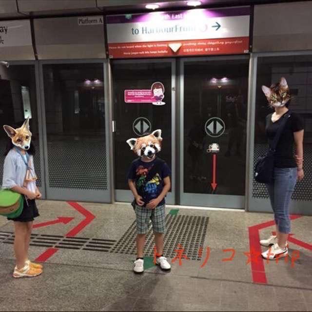 MRT チャイナタウン シンガポール