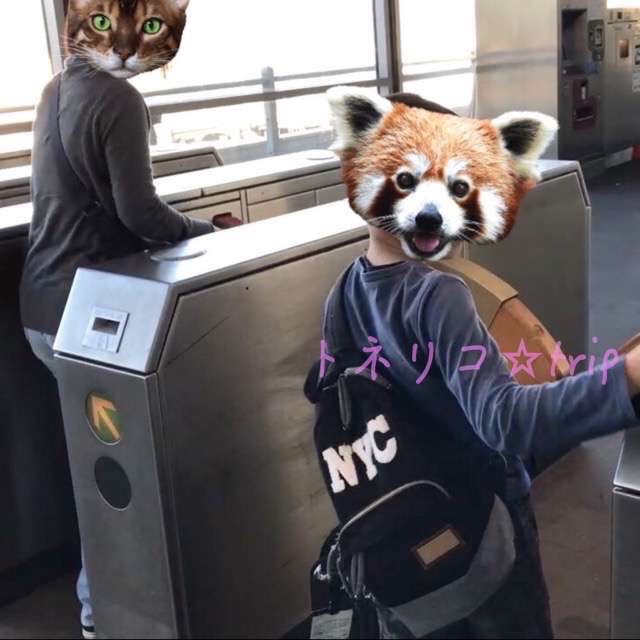 サンフランシスコ空港からBARTに乗る
