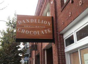 ダンデライオンチョコレート サンフランシスコ本店