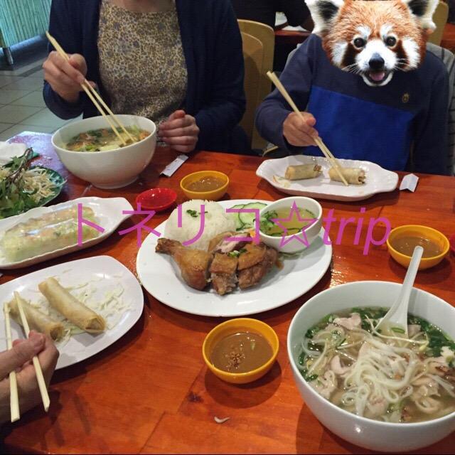 ケアンズでベトナム料理