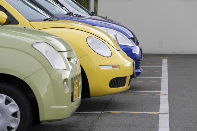 車いすマークの駐車スペースと日本人のココロ。