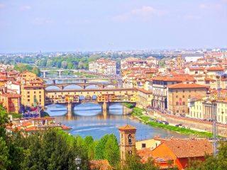 フィレンツェ ポンテベッキオ橋