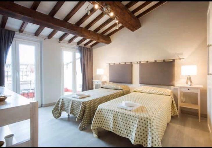 airbnbフィレンツェ