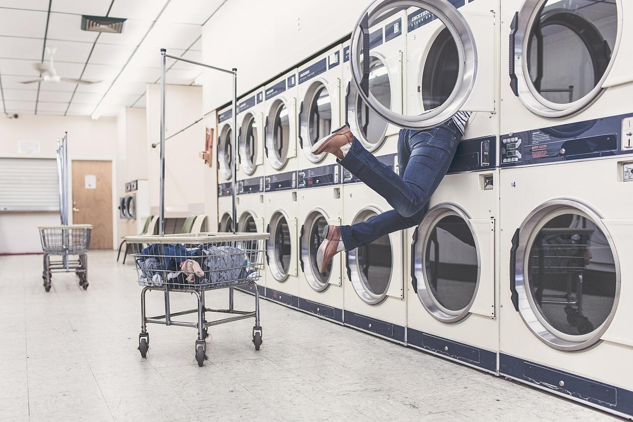 ロサンゼルスのホテルで洗濯する際に気をつけること