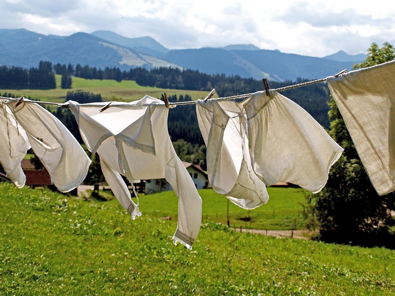 平屋のアイデア「ホシ姫サマ」洗濯どこに干す?