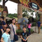 【シンガポール 家族旅行記#5】ナイトサファリの日本語トラムを現地予約
