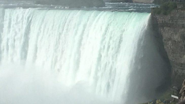 【ナイアガラ 家族旅行記#07】カナダ滝はテーブルロック近くのパーキングが便利