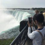【ナイアガラ 家族旅行記#06】ナイアガラの滝の水量怖い(汗