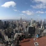 【ニューヨーク 家族旅行記#11】トップ オブ ザ ロックからニューヨークを見下ろす動画