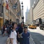 【ニューヨーク 家族旅行記#14】タイムズスクエア近くの本屋さん「Barnes & Noble」