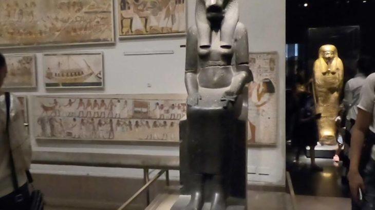 【ニューヨーク 家族旅行記#20】エジプト宇宙人説