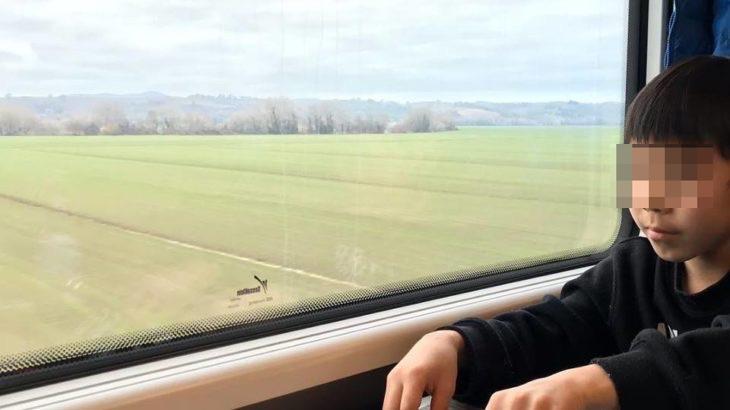 【ローマ 家族旅行記#05】フレッチャロッサ(Frecciarossa)でフィレンツェ へGO