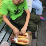 【ニューヨーク 家族旅行記#24】ホットドッグでしょ、やっぱ
