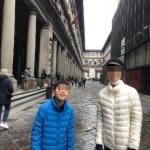 【フィレンツェ  家族旅行記#10】ウフィツィ美術館の並び方