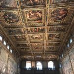 【フィレンツェ  家族旅行記#17】ヴェッキオ宮殿の500人広間