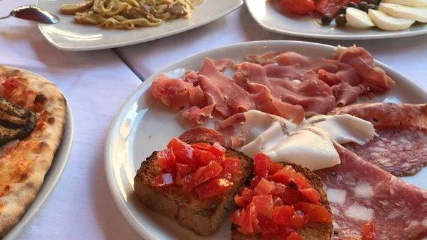 【フィレンツェ  家族旅行記#25】ピサのビストロはかなり美味い!