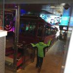 【香港  家族旅行記#06】ピークトラム。ビクトリアピークの下りは空いてる!