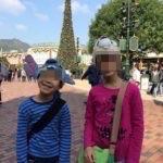【香港  家族旅行記#08】香港ディズニーやってきました