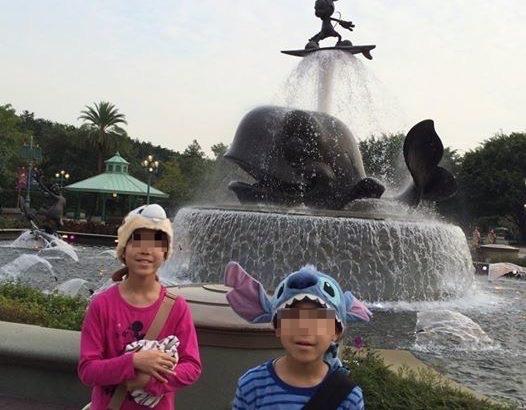 【香港  家族旅行記#11】ディズニー駅