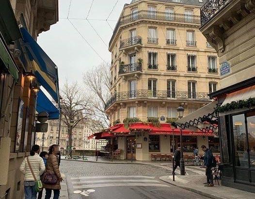 【パリ家族旅行ヒント#05】バスティーユ広場からルイ島へ