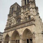 【パリ家族旅行ヒント#07】ノートルダム大聖堂のキメラ