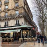 【パリ家族旅行ヒント#09】街角レストラン