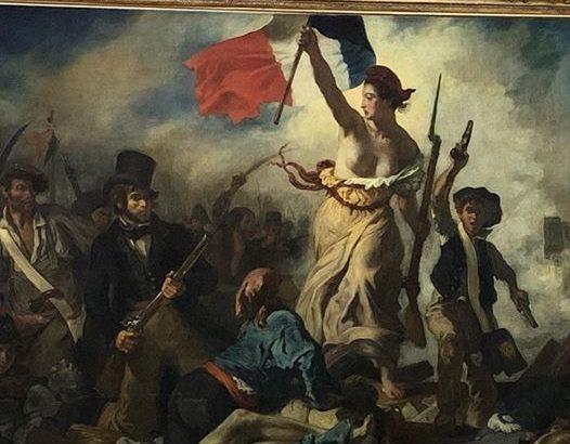 【パリ家族旅行術#24】ドラクロア作「民衆を導く自由の女神」攻略!