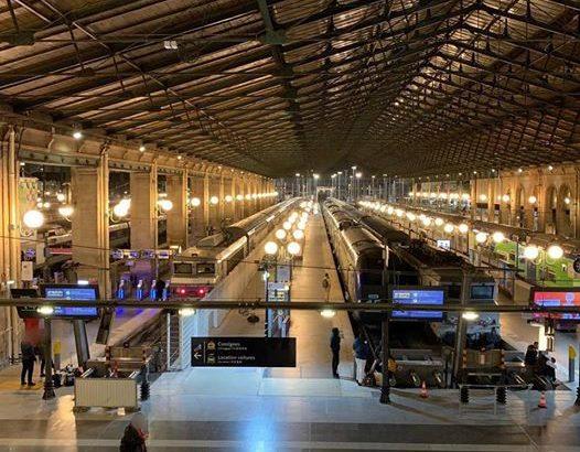 【パリ家族旅行術#39】ユーロスターパリ北駅攻略!