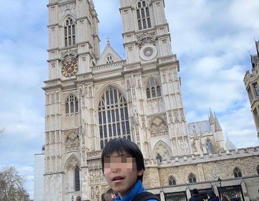 【ロンドン家族旅行術#07】ウエストミンスター寺院攻略