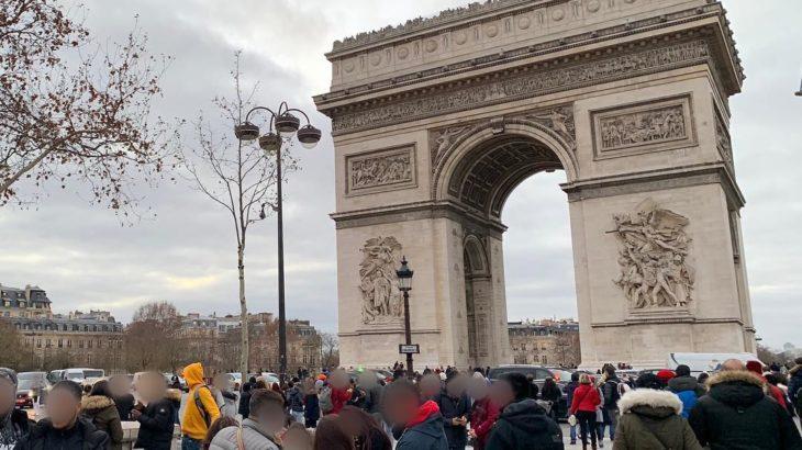 【パリ家族旅行術#48】パリでuber乗りまくったので紹介するよ!