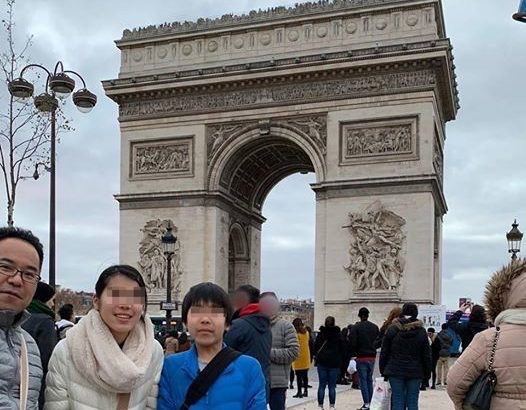 パリでもuberがやっぱり便利でお得で安心。家族旅行や個人旅行ならuberオススメ。